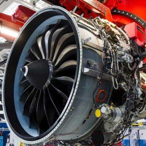 Blending Borescopes – GE & PW GP7200 Engine Blisk – 8mm